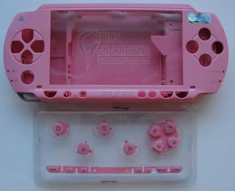 PSP Replacement Shell Housing 1000 Series - PINK