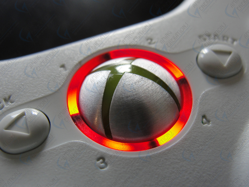 how to fix 2 red rings on xbox 360