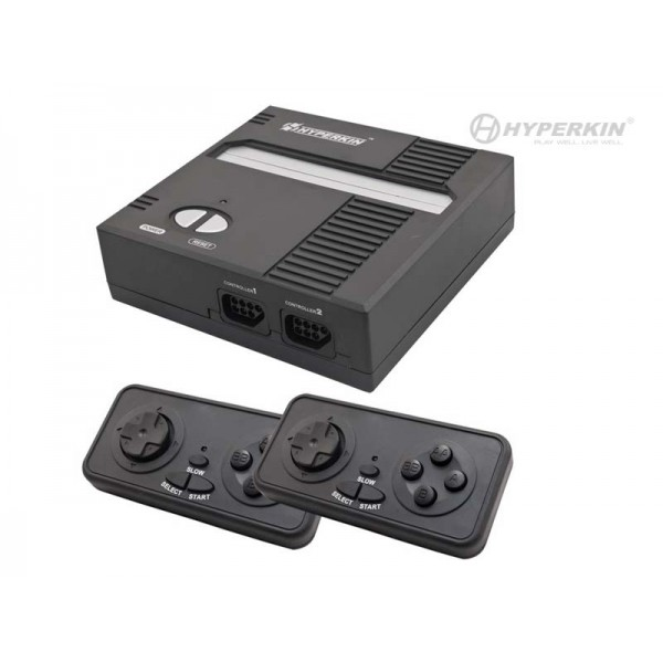 NES RetroN 1 Top Loader System - BlackRetron 1