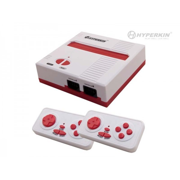 NES RetroN 1 Top Loader System - RedRetron 1