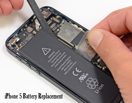 iphone 5 battery repair service iphone 5 iphone. Black Bedroom Furniture Sets. Home Design Ideas