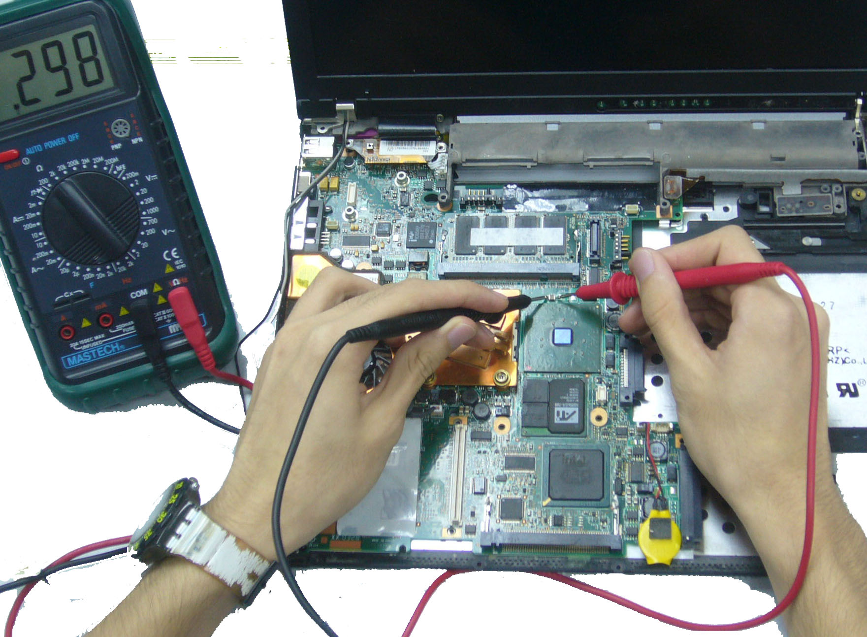... PSP 1000/2000/3000 Charge Fuse Repair Service