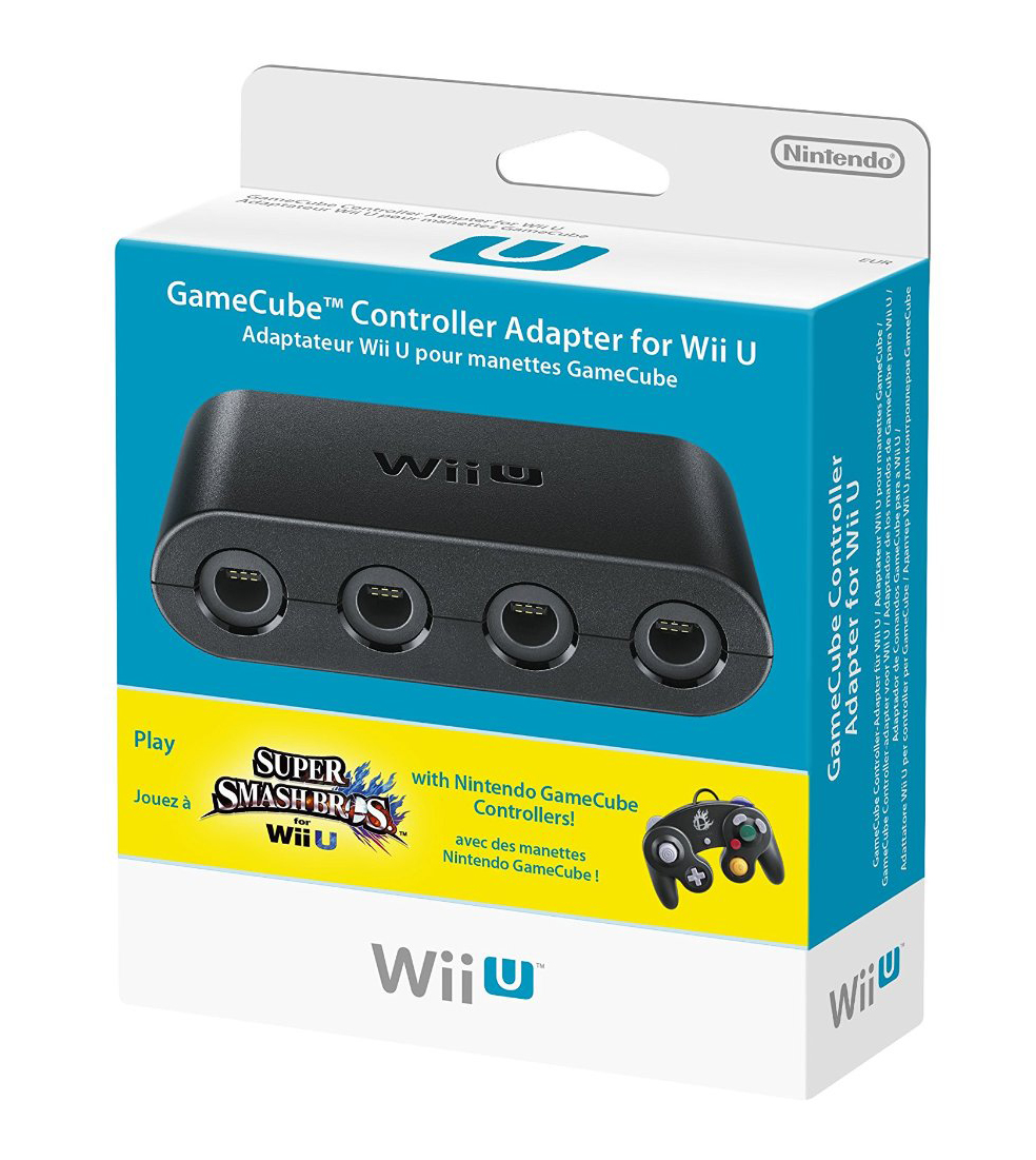 how to get a gamecube adapter