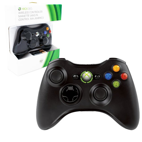 microsoft xbox 360 wireless controller black controllers xbox rh gaminggenerations com Microsoft Xbox 360 Controller xbox 360 wireless controller manual pdf