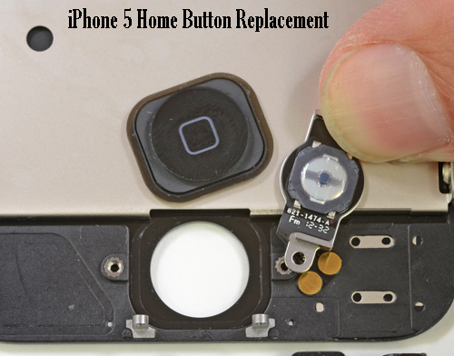 iphone 5 home button replacement iphone 5 home button repair service iphone 5 iphone 7366